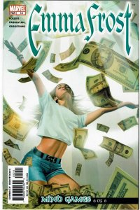 Emma Frost #12 Greg Horn Cover NM