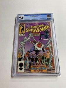 Amazing Spider-man 263 Cgc 9.6 1st Normie Osborn Marvel