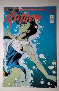 Fathom #2 (1987) Comico  Comic Book J756