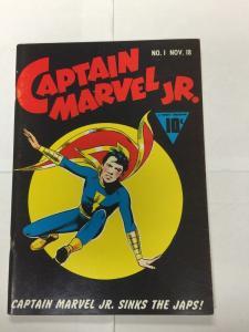 Special Edition Reprints Flashback Comics 17 Captain Marvel Jr. 1 Nm Near Mint