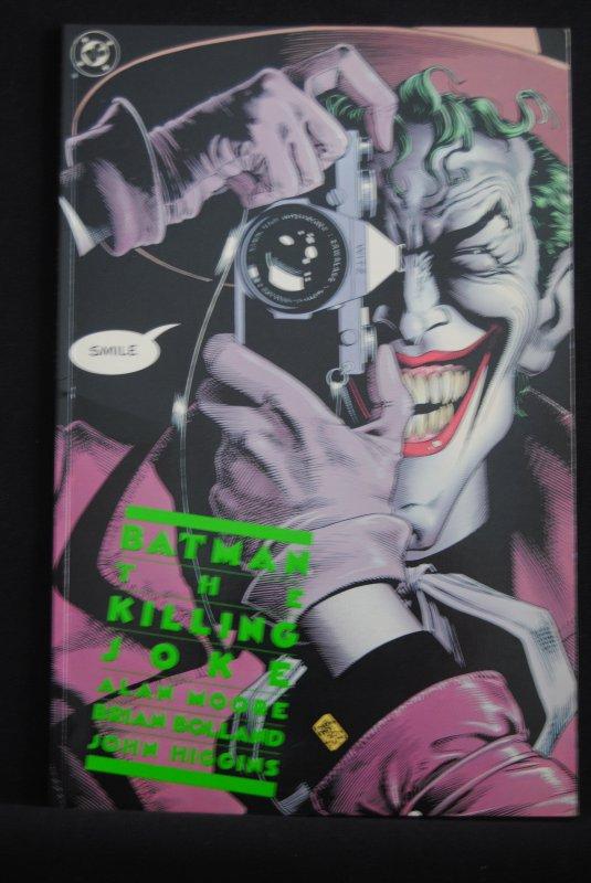 Batman The Killing Joke, 1st. Print. Rare!!  8.5