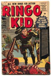 Ringo Kid #13 1956- Maneely - Atlas Western G