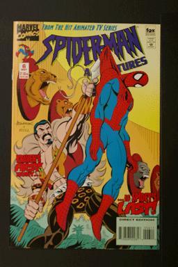 Spider-Man Adventures #6 May 1995