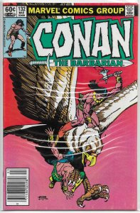 Conan the Barbarian   vol. 1   #132 FN