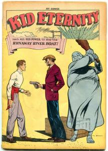 Hit Comics #39 1946- Kid Eternity- Golden Age reading copy