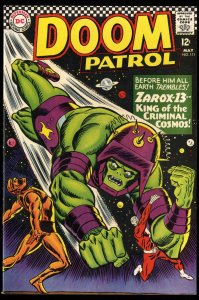 Doom Patrol #111 VF 8.0
