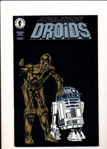 SET-Dark Horse Comics Star Wars DROIDS #1-6 +SPECIAL ISSUE VF (SIC497)