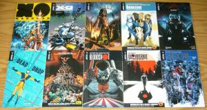 Lot of (10) Valiant TPBs - bloodshot - x-o manowar - savage - (value: $114)