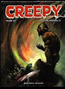 CREEPY-Volume Six #26-32-Hardcover