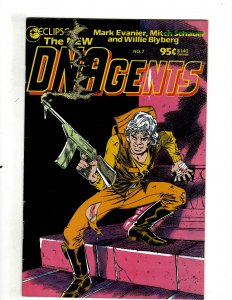 The New DNAgents #7 (1986) OF9