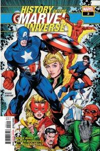 History Of Marvel Universe #2 (Marvel, 2019) NM