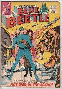 Blue Beetle #2 (Sep-64) FN/VF Mid-High-Grade Blue Beetle