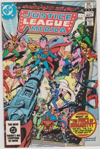 Justice League of America #218 (1983)
