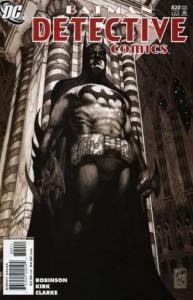 Detective Comics (1937 series) #820, NM + (Stock photo)