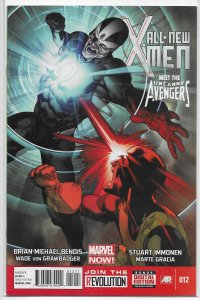All-New X-Men   vol. 1   # 12 VF/NM (Marvel Now)