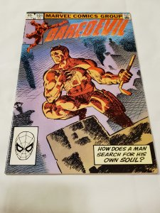 Daredevil 191 NM Cover art by Frank Miller