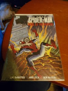 The Amazing Spider-Man: Soul of the Hunter #1 (1992)