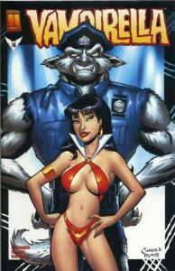 Vampirella (2nd Series) #18 VF/NM; Harris | save on shipping - details inside