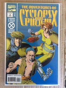 The Adventures of Cyclops and Phoenix #4 (1994)