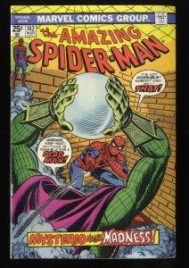 Amazing Spider-Man #142 FN- 5.5 Mysterio! Marvel Comics Spiderman