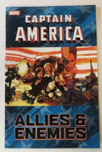 Captain America Allies & Enemies TPB Soft Cover GN First Print VF/NM Marvel