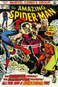 Amazing Spider-Man (1963 series) #118, VG+ (Stock photo)