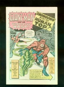 TALES TO ASTONISH #51 1964-JACK KIRBY-HUMAN TOP-BARGAIN COPY-FR