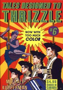 Tales Designed to Thrizzle #6 VF/NM; Fantagraphics | save on shipping - details
