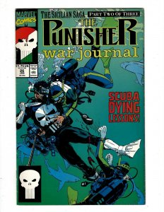Lot of 10 The Punisher War Journal Comics #26 38 39 40 41 42 47 48 49 50 J418