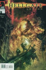 Hellgate: London #3 VF/NM; Dark Horse | save on shipping - details inside