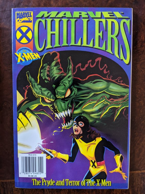 MARVEL CHILLERS