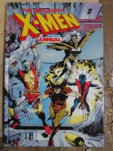 UNCANNY X-MEN 1992 ANNUAL MARVEL UK HARDCOVER GN With TEXT STORY 62 PAGES F-VF+