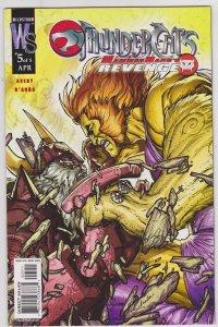 Thundercats: Hammerhand's Revenge #5