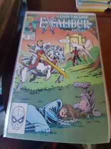 Excalibur #12 (1989)