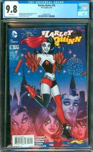 Harley Quinn #16 CGC 9.8