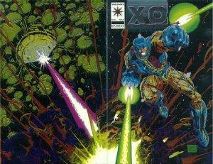 X-O Manowar #0 (1993)