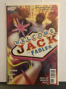 Jack of Fables  #7 (2009)