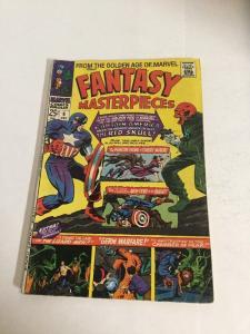 Fantasy Masterpieces 6 Gd+ Good+ 2.5 Silver Age