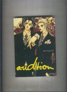 Manga edicion en frances: Audition numero 03
