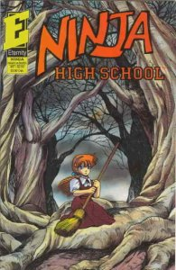 Ninja High School #37 VF/NM; Malibu | save on shipping - details inside