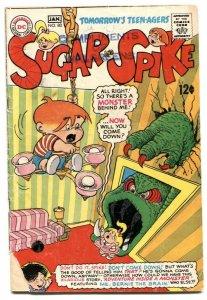 Sugar and Spike #80 1968- DC Comics- Sheldon Mayer G