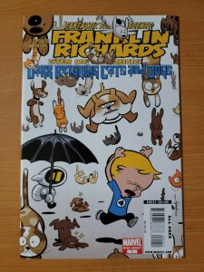Franklin Richards Dark Reigning Cats and Dogs #1 One-Shot ~ NEAR MINT NM ~ 2009