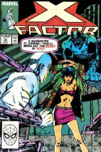 X-Factor (1986 series) #31, VF+ (Stock photo)