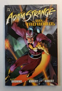 ADAM STRANGE THE MAN OF TWO WORLDS TPB SOFT COVER GRAPHIC NOVEL