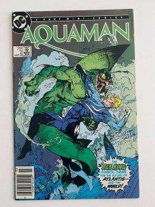 Aquaman #2 Mini Series DC Comics March 1986 NM