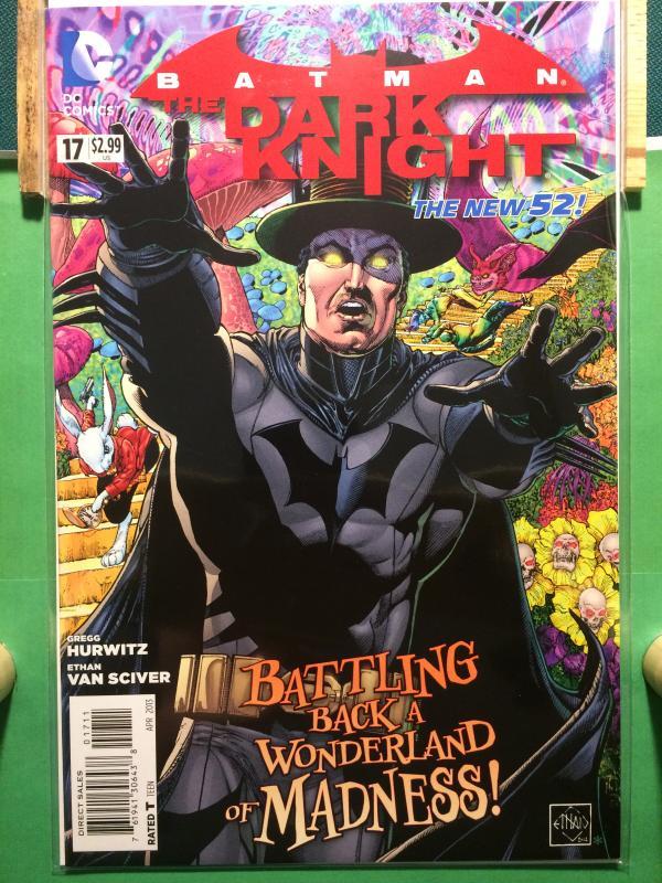 Batman The Dark Knight #17 The New 52