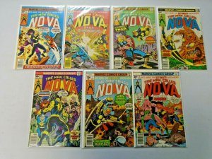 Nova Comic Lot (1st Series) From: #2-24 21 Different 6.0 FN (1976-1979)