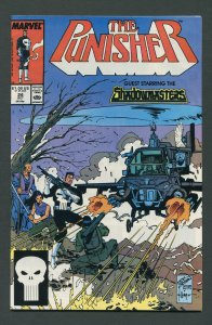 Punisher #24 / 9.2 NM-  October 1989