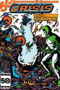Crisis on Infinite Earths #10, NM- (Stock photo)