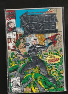 Silver Sable #1